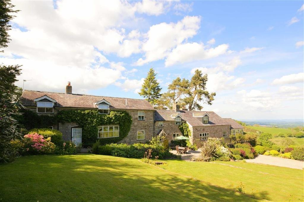 5 Bedrooms Detached House for sale in Selattyn, Oswestry, SY10