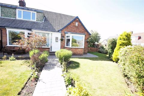 4 bedroom semi-detached bungalow for sale - Baslow Gardens, Off Crosslea Avenue, Sunderland, SR3