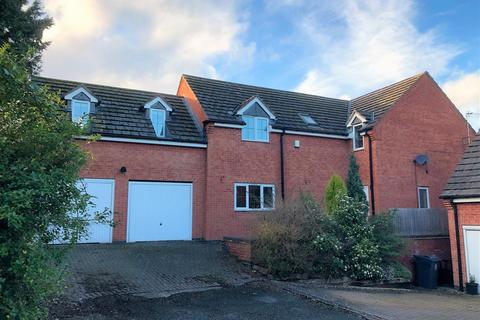 4 bedroom detached house for sale - Uppingham Road, Leicester