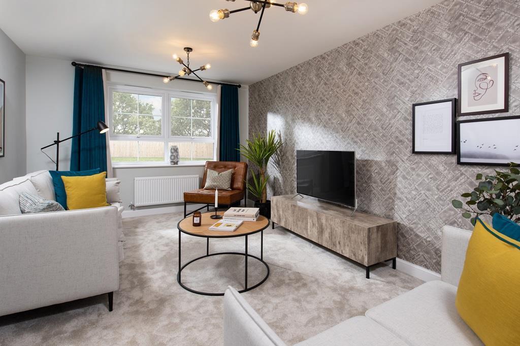 Kingsley meadows chester living room