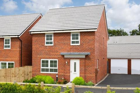 4 bedroom detached house for sale - Plot 243, CHESTER at Newton's Place, Barrowby Road, Grantham, GRANTHAM NG31