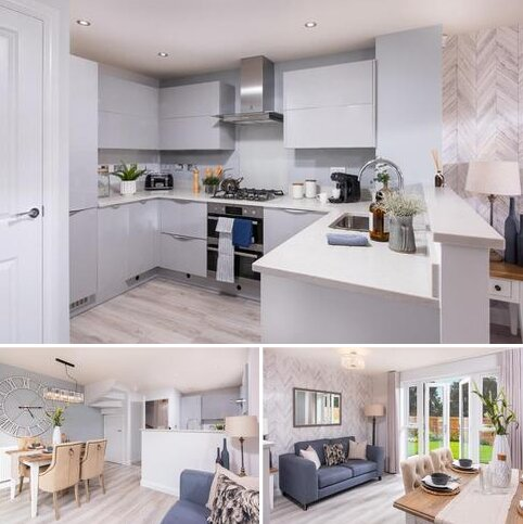 4 bedroom semi-detached house for sale - Plot 203, FAVERSHAM at New Lubbesthorpe, Tay Road, Lubbesthorpe, LEICESTER LE19