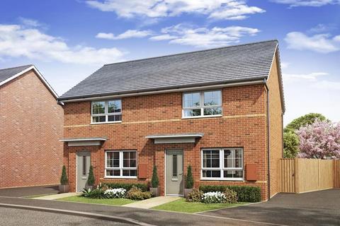 2 bedroom end of terrace house - Plot 144, Roseberry at Harrier Chase, Blenheim Avenue, Brough HU15