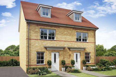 4 bedroom semi-detached house for sale - Plot 167, Kingsville at Jubilee Gardens, Norton Road, Stockton-On-Tees, STOCKTON-ON-TEES TS20