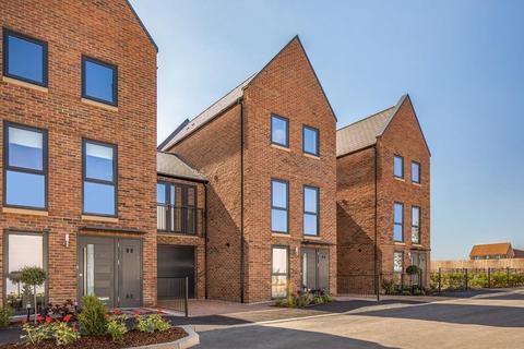 4 bedroom terraced house for sale - Plot 145, Buckden at Darwin Green, Huntingdon Road, Cambridge, CAMBRIDGE CB3