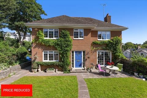 4 bedroom detached house for sale - Rousdown Road, Torquay, TQ2