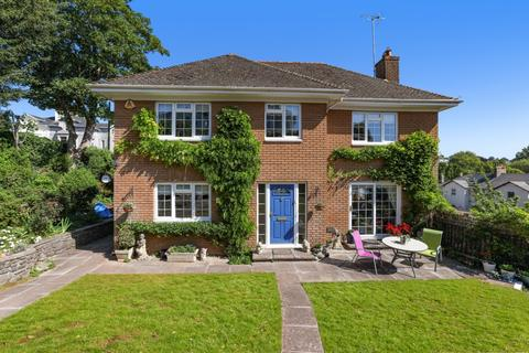 4 bedroom detached house - Rousdown Road, Torquay, TQ2