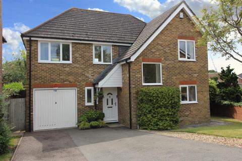 4 bedroom detached house for sale - Cherrywood Rise, Orchard Heights , Ashford, TN25 4QA