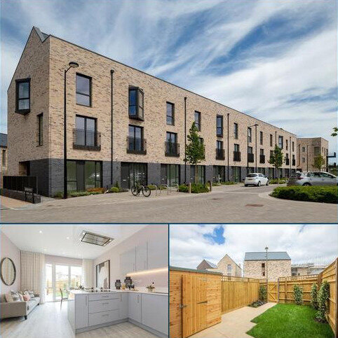 3 bedroom terraced house for sale - Plot 174, The Hollinghurst, Mosaics, Headington, Oxford, OX3