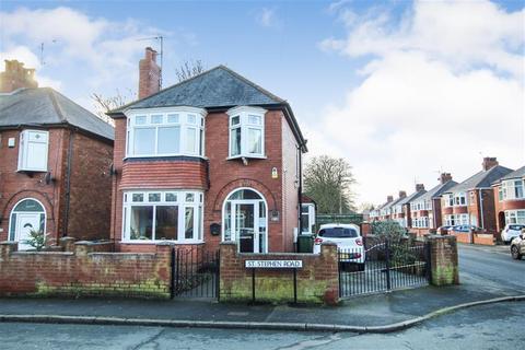 3 bedroom detached house for sale - St. Stephen Road, Bridlington, YO16 4DW