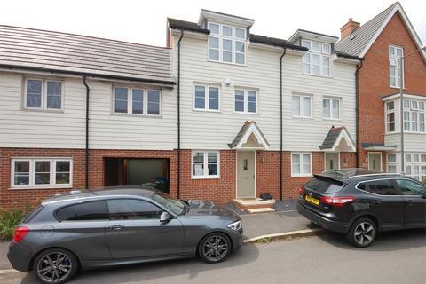 4 bedroom terraced house for sale - Excalibur Road, Aylesbury, Buckinghamshire