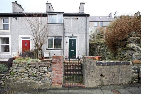 2 bedroom end of terrace house for sale - Hill Street, Bethesda, Bangor, Gwynedd, LL57