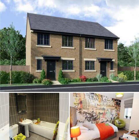 3 bedroom semi-detached house for sale - Plot 57, The Hawthorne Alternative at Oakwood Grange, Coach Lane, Hazlerigg NE13
