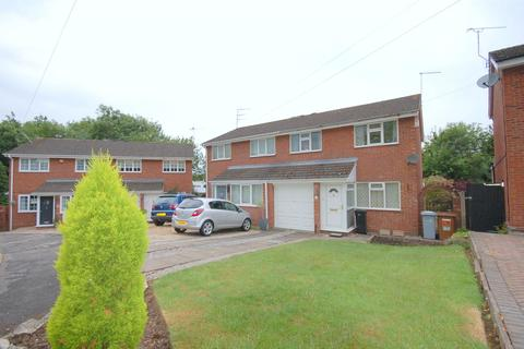 3 bedroom semi-detached house for sale - Waldron Gardens, Wistaston, Crewe
