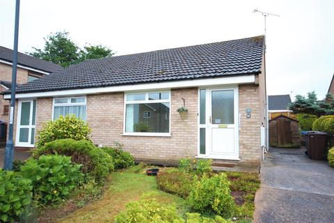 2 bedroom semi-detached bungalow for sale - Brunton Close, Mickleover, Derby