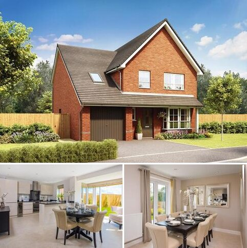 4 bedroom detached house for sale - Plot 102, Harwich at Silk Waters Green, Moss Lane, Macclesfield, MACCLESFIELD SK11