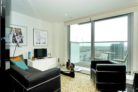 Studio for sale - East Tower, Pan Peninsula Square Canary Wharf E14