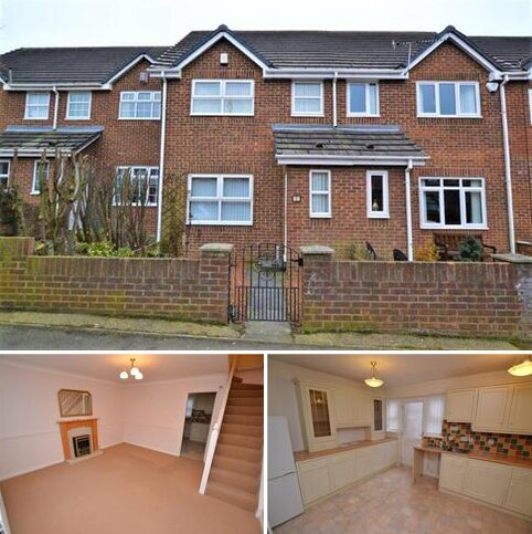 3 bedroom terraced house to rent - Kirk View, Newbottle, Houghton Le Spring, Tyne And Wear, DH4