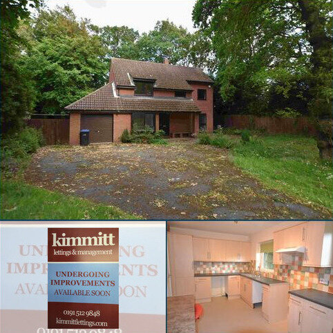 4 bedroom detached house to rent - Woodland Close, The Vicarage, Bearpark, Durham, Co. Durham, DH7
