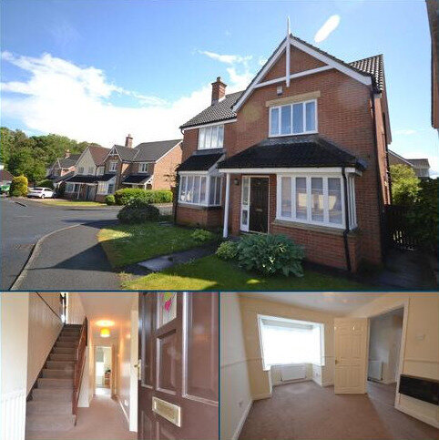 4 bedroom detached house to rent - Haslewood Road, Newton Aycliffe, Co. Durham, DL5
