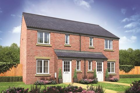2 bedroom end of terrace house for sale - Plot 50, The Howard  at St Wilfrid View, Whitcliffe Lane HG4