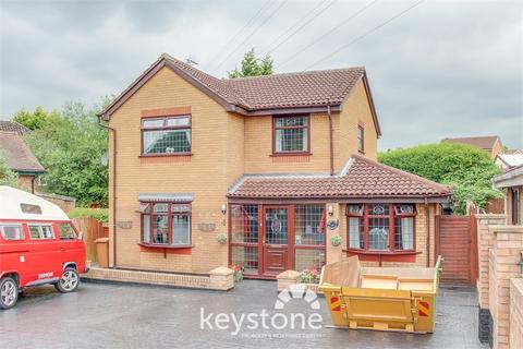 4 bedroom detached house for sale - Wood Lane, Hawarden, Deeside. CH5 3JD