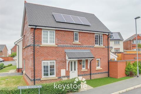 3 bedroom detached house for sale - Rhodfa Gwenffrewi, Oakenholt, Flintshire. CH6 5WJ