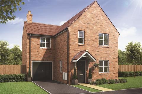 3 bedroom detached house for sale - Plot 136, The Hawthorne at King Edwin Park, Penny Pot Gardens HG3