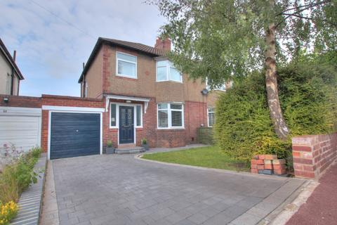 3 bedroom semi-detached house for sale - Baroness Drive , Denton Burn, Newcastle upon Tyne, NE15 7AU