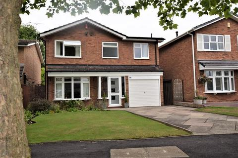 4 bedroom detached house for sale - Ullenhall Road, Knowle, Solihull, B93 9JH