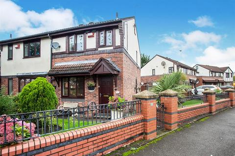 3 bedroom semi-detached house for sale - Hartwell Close, Manchester, M11 3TW
