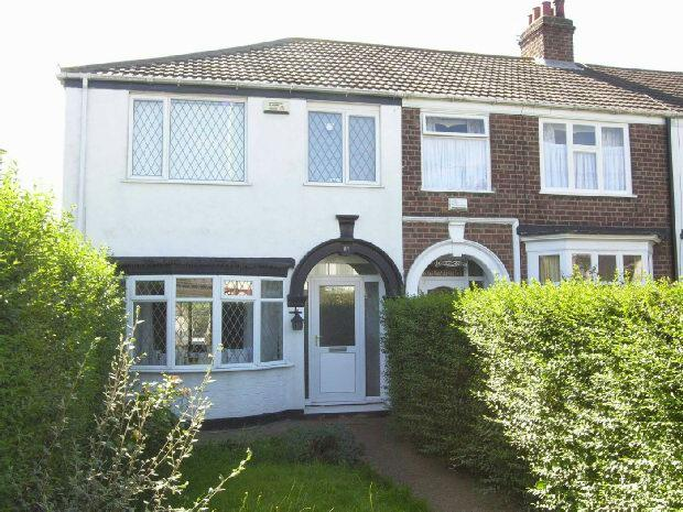 3 Bedrooms End Of Terrace House for sale in Yarborough Road, Grimsby
