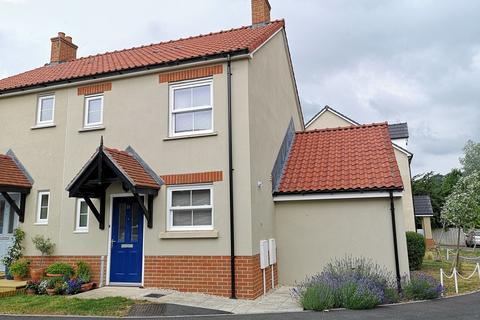 2 bedroom semi-detached house for sale - Lion Drive, Milborne Port, Sherborne, DT9