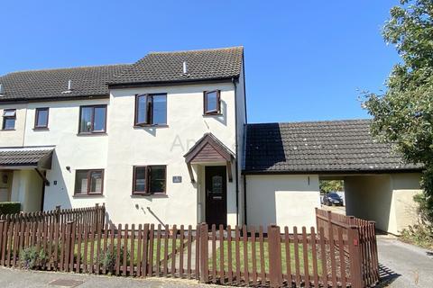 2 bedroom end of terrace house for sale - Laxfield Way, Pakefield, Lowestoft