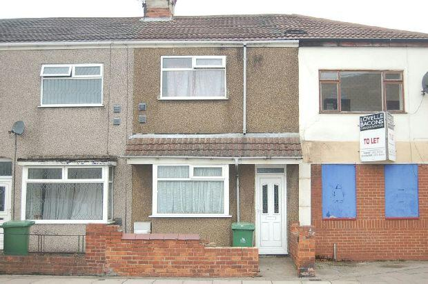 3 Bedrooms Terraced House for sale in Cartergate, Grimsby