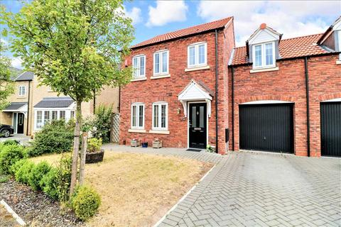 3 bedroom semi-detached house for sale - Grafham Drive, Waddington, Waddington, Lincoln