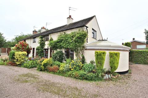 2 bedroom cottage for sale - THE BULL RING, WESTON, NR STAFFORD ST18