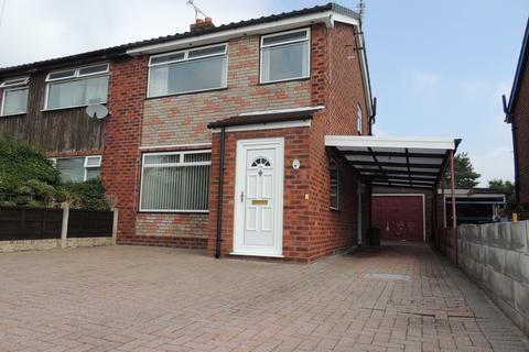 3 bedroom semi-detached house for sale - Rutland Drive, Middlewich