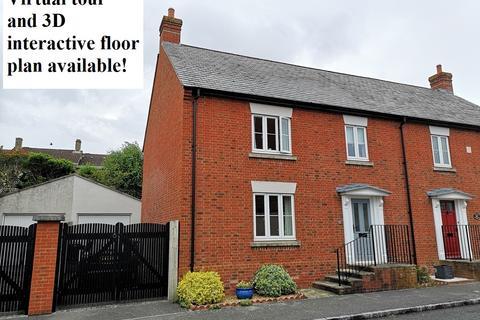 3 bedroom semi-detached house for sale - Bede Street, Sherborne, DT9