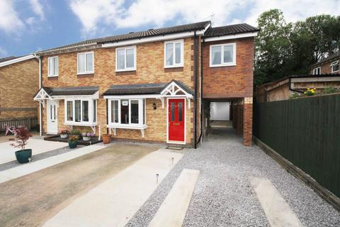 4 bedroom semi-detached house - Ffordd Helygen, Llanharry, CF72 9GJ