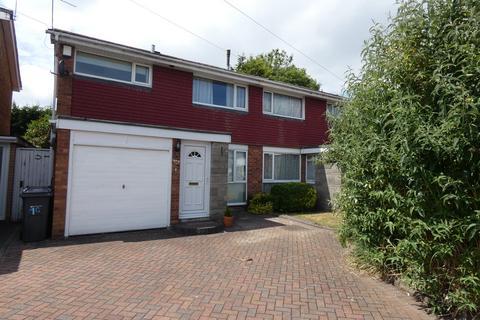 3 bedroom semi-detached house for sale - Webster Close, Wylde Green