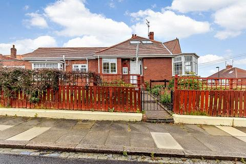 3 bedroom semi-detached bungalow for sale - Dene View, South Gosforth, Newcastle Upon Tyne, Tyne And Wear