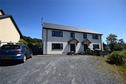 3 bedroom semi-detached house for sale - Tower Road, Pennal, Machynlleth, Gwynedd, SY20