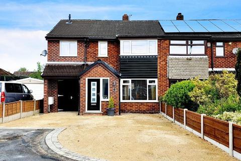4 bedroom semi-detached house for sale - Ribble Close, Culcheth, WA3 5EA