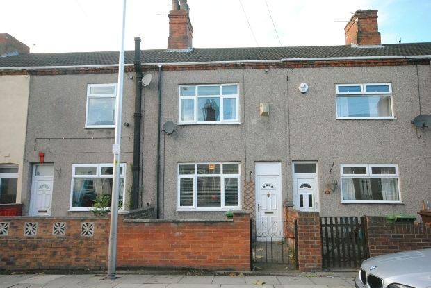 3 Bedrooms Terraced House for sale in Fraser Street, GRIMSBY