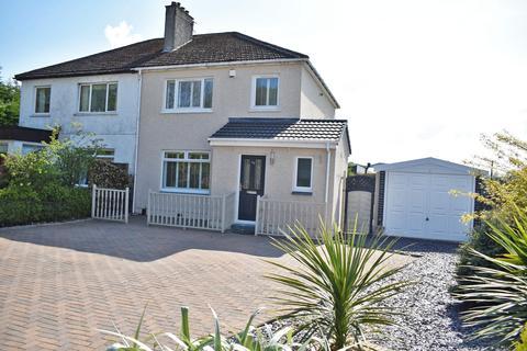 3 bedroom semi-detached house to rent - 44  Boghead Road, Dumbarton, G82 2HP