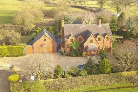 7 bedroom detached house for sale - Moss Lane, Yarnfield, Stone