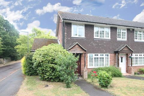 3 bedroom end of terrace house for sale - Christie Close, Lightwater, GU18