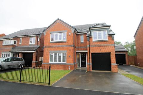 4 bedroom detached house for sale - Corvus Drive, Stockton-On-Tees