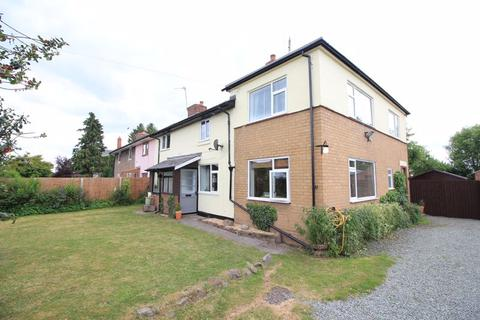 5 bedroom semi-detached house for sale - Babbinswood, Whittington, Oswestry